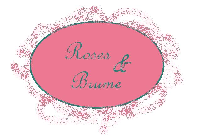 Roses et Brume
